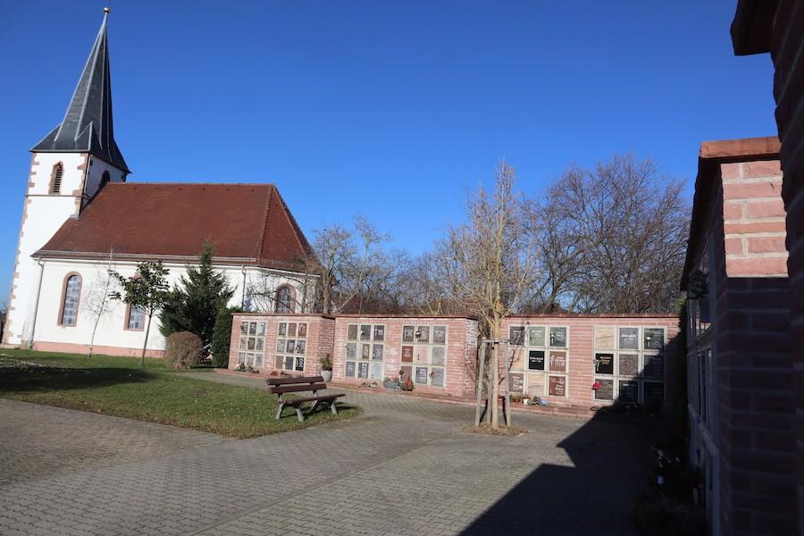 Friedhof Hochstetten - Kolumbarium