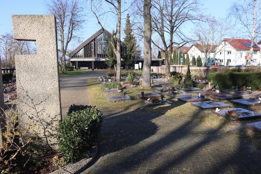 Friedhof Leopoldshafen