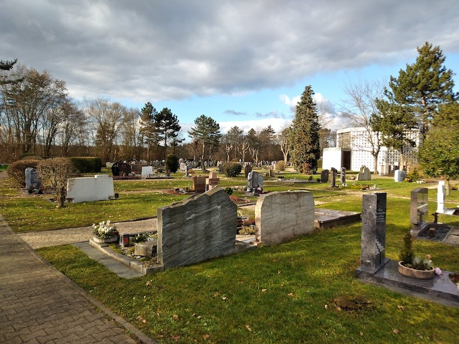 Friedhof Karlsdorf